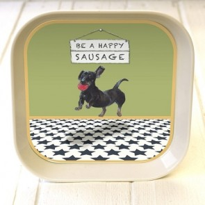 The Little Dog - Sausage Trinket Tray