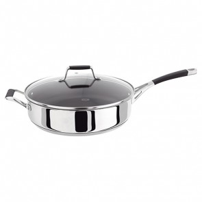 Stellar Induction 28cm Saute Pan with Helper Handle