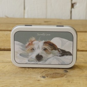 The Little Dog - Scruffy Love Mint Tin