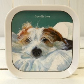 The Little Dog - Scruffy Love Tray