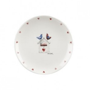 Love Birds Side Plate