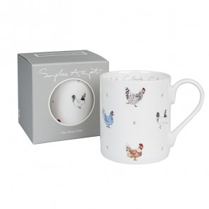 sophie allport chicken & egg mug