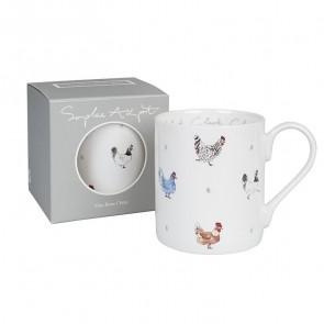 sophie allport chicken & egg mug