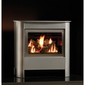 Steel Manhattan Medium Natural Gas Stove