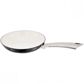 Stellar Lightweight Cast Iron Frypan in Black