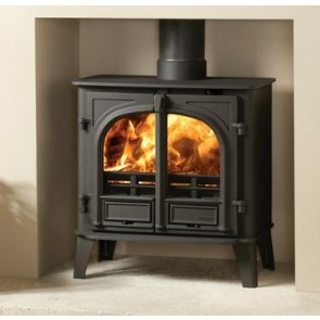 Stockton 8 Two Door Multi-Fuel Flat Top (Stoves)