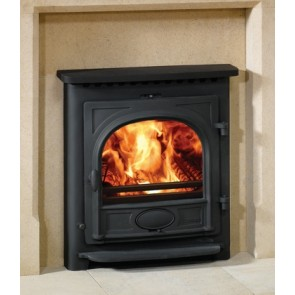 Stovax Stockton 7 Inset stove with flat top