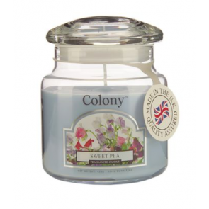 Sweet Pea Candle Jar - Wax Lyrical