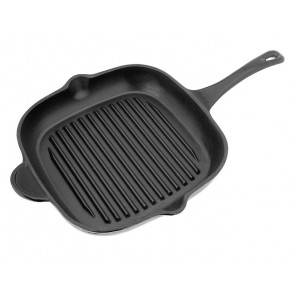 Stellar Cast Iron Griddle Pan