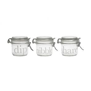 Tapas Jars - Nibble & Share - Garden Trading