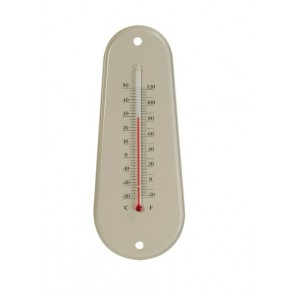 Giverny Thermometer in Clay