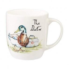 The Doctor Mug