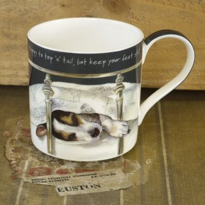The Little Dog Top 'n' Tail Mug