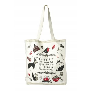 Parlane Cosy Up Tote Bag - 400mm x 350mm