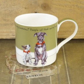 The Little Dog Twins Mug
