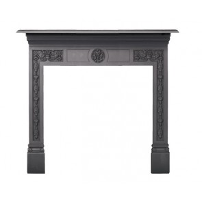 Reproduction Victorian Cast Iron surround