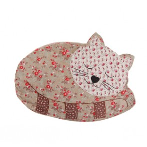 Agnes Cat Cushion