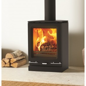 Stovax Vogue Small with plinth