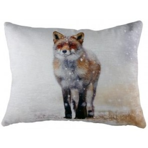 Winter Fox Cushion