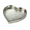 Parlane Aluminium Heart Shaped Tray - Large