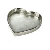 Parlane Aluminium Heart Shaped Tray - Small