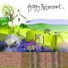 Alex Clark Happy Retirement Large Sparkle Card