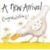 Alex Clark New Arrival Large Sparkle Card