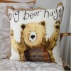 Alex Clark Big Bear Hugs Cushion