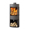 Dovre Astroline 3CB Multi-Fuel Stove with Woodstore