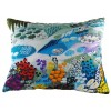 Natalie Rymer - Snowy Hill Cushion
