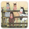 Alex Clark Ponies Magnet