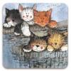 Alex Clark Kittens Magnet