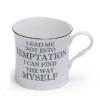 Heath McCabe Lead Me Not Into Temptation Mug