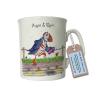 Huffin & Puffin Mug