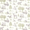 New Forest PVC Table Cloth