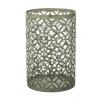 Parlane Verdigris Hurricane Candle Holder