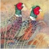 Alex Clark Pleasant Pheasant Mini Print