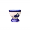 Blueberry Polish Pottery Egg Cup