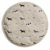 Woof! Oven Circular Hob Cover by Sophie Allport