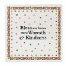 Warmth & Kindness Placemats