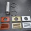 Optional Closed Combustion Kit colours