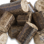Burlyburn logs - high heat alternative fuel to logs