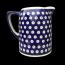 Fogeye Polish Pottery Pint Jug