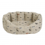 Large Woof Dog Bed by Sophie Allport