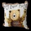 Alex Clark Big Bear Hugs Cushion