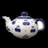 Blueberry Polish Pottery Small Teapot