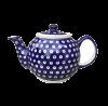 Frogeye Polish Pottery Teapot