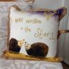 Alex Clark Written in The Stars Cushion