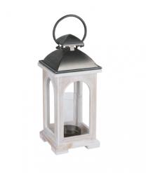 White Church Inspired Lantern