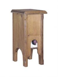 Penny Pine Wine Box Holder